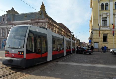 Pe 1 iunie, tramvaiele şi autobuzele circulă conform graficelor de duminică şi sărbători legale