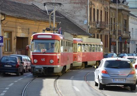 Lucrări pe strada Primăriei: Tramvaiele vor avea întârzieri