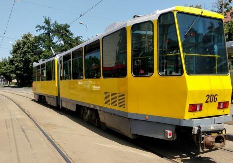 OTL, staţionări tramvaie în 20 ianuarie 2020
