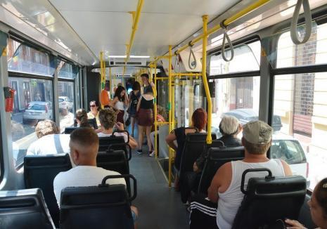 OTL: De ce au staţionat tramvaiele, miercuri, timp de câteva minute