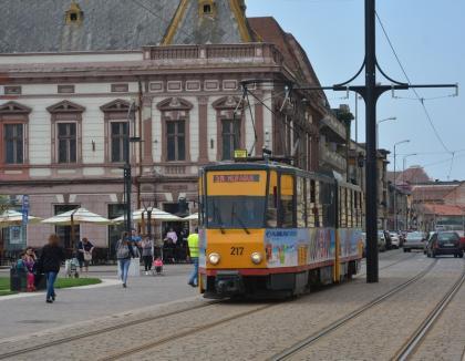 OTL: Programul tramvaielor şi autobuzelor pentru perioada 26 - 28 mai şi 1 iunie 2018