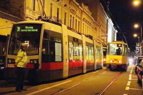 OTL: Cauzele staționăriii tramvaielor în 14 ianuarie