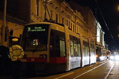 OTL: Staționări tramvaie în 27 aprilie