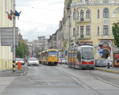 De Crăciun şi de Anul Nou, orădenii vor călători gratuit pe tramvai şi autobuz