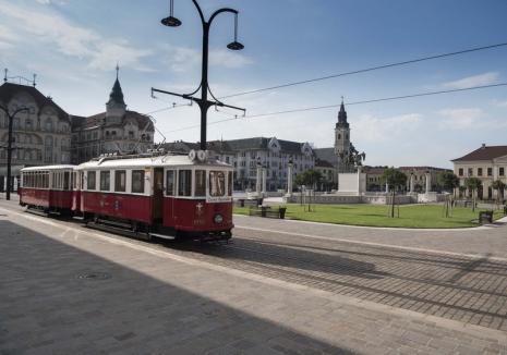 Traseul şi programul tramvaiului de epocă pentru ziua de 20 iulie 2019