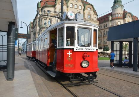 OTL: Noi plimbări de agrement cu tramvaiul de epocă duminică, 9 iunie