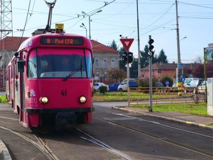 Primele tramvaie care leagă Rogerius de Ioșia au început să circule: Ce spun orădenii despre noua linie (FOTO / VIDEO)