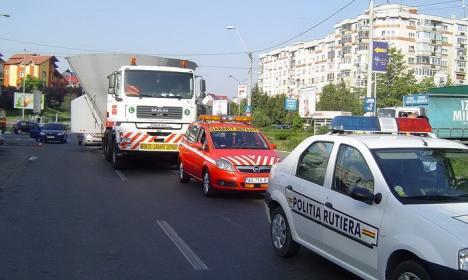 Atenţie, şoferi: Fiţi pregătiţi de încetineală pe DN 1, de la Borş prin judeţele Cluj şi Alba până în Argeş