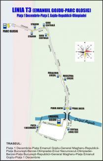 Se lucrează la conducte! OTL sistează în weekend circulaţia tramvaielor pe Bulevardul Magheru