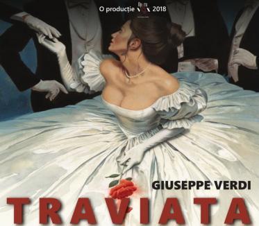 'Traviata', pe scena din Oradea