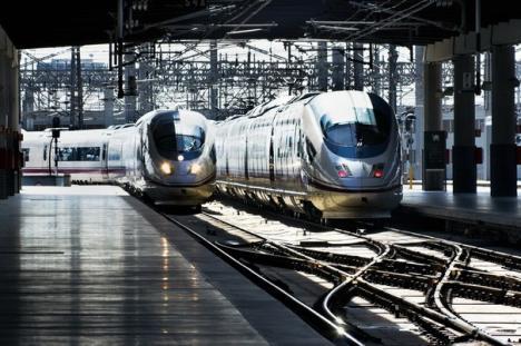 Cale ferată de mare viteză via Oradea: România şi Ungaria au semnat pentru tren super rapid între Cluj şi Budapesta