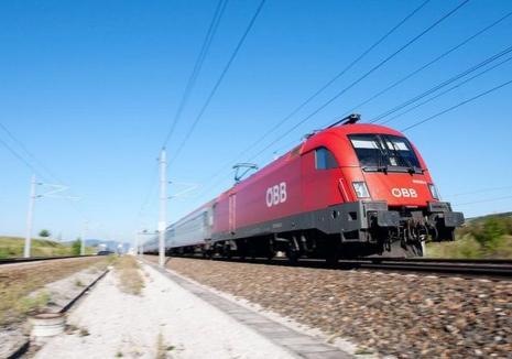 Tren direct Oradea - Viena, de anul viitor!