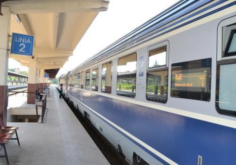 Gafă a la CFR: A vândut bilete de tren într-un vagon inexistent!
