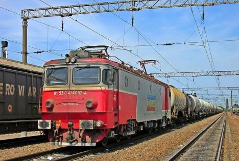 16,8 kilometri pe oră! Trenurile marfare din România sunt mai lente decât trotinetele electrice