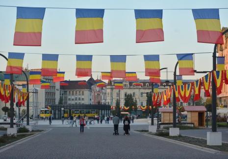 Festivităţile de Ziua Oradiei închid circulaţia în zona centrală. Vezi programul manifestărilor!
