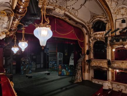 Premieră la Teatrul Regina Maria: 'Tartuffe', un spectacol în care vor juca doi actoripremiaţi cu UNITER (FOTO)
