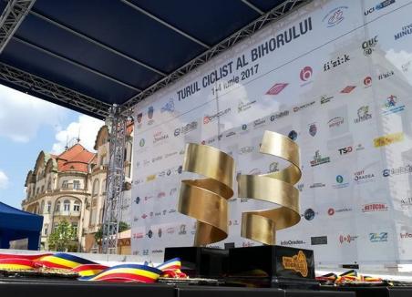 Turul Ciclist al Bihorului din acest an a fost câştigat de columbianul Rodolfo Torres, de la echipa italiană Androni