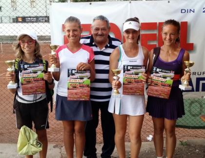 Ediția a XII-a a Trofeul Damaco la tenis de câmp și-a desemnat câştigătorii
