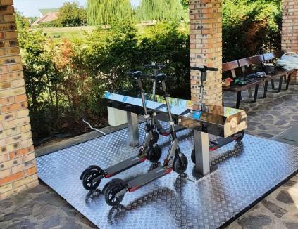 OTL pregăteşte lansarea sistemului de închiriere trotinete electrice Trotor (FOTO)