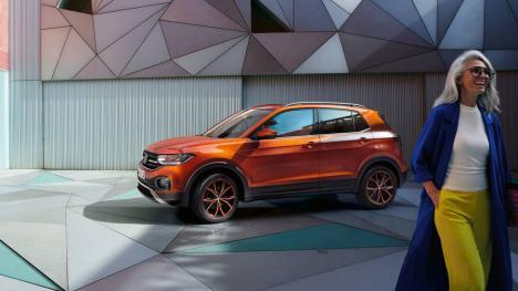 T-Cross, cel mai nou SUV Volkswagen, în showroom D&C Oradea (FOTO)