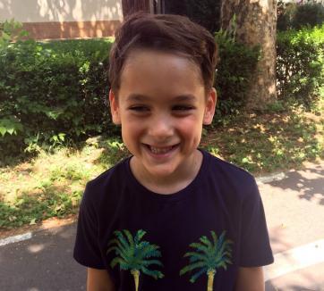 Micul povestitor: Un copil de 8 ani din Oradea, premiat la un concurs internaţional de literatură