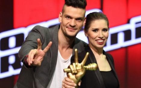 Câştigătoarea concursului 'Vocea României': Cristina Bălan, de la Impact