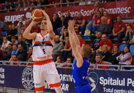 Tudor Fometescu va juca pentru CSM CSU Oradea şi în sezonul următor