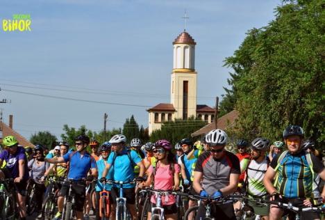 Redescoperă Bihorul pe bicicletă: În această toamnă, organizatorii promovează Valea Ierului