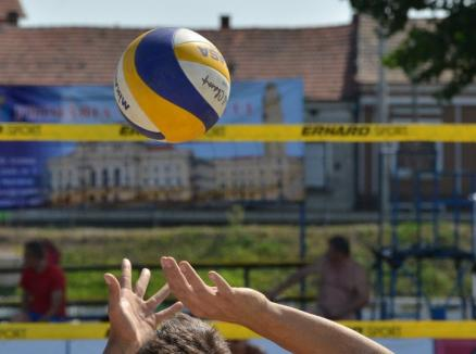 Turneul naţional de beach-volley la final: Orădenii s-au impus la masculin