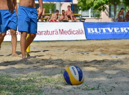 Până la urmă turneul de beach-volley se ţine, fondul de premiere este incert