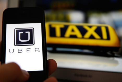 Activitatea Uber, restricţionată de instanţă în Cluj Napoca. Compania nu mai poate lucra cu 'şoferi parteneri'