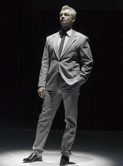 Actorul orădean Richard Balint a fost nominalizat la Premiile UNITER