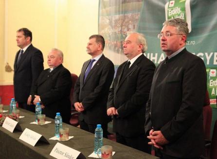 "Atac halucinant al UDMR Bihor: Declarându-se ""solidari"" cu episcopul infidel, politicienii maghiari fac BIHOREANUL ""ziar de scandal, mizerabil"""
