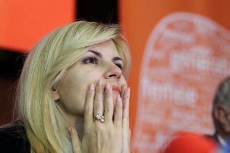 Contestaţia Elenei Udrea la alegerile din PDL, respinsă
