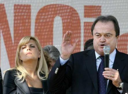 """Udrea acuză """"tabăra"""" lui Blaga că face blaturi cu opoziţia"""