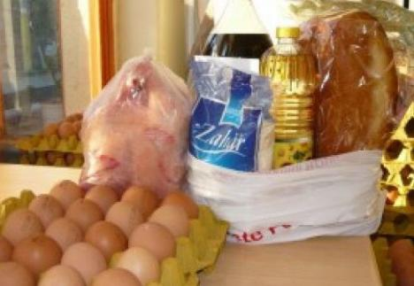 """Pensionarii vor putea să-şi cumpere alimente mai ieftine, prin """"coşul de solidaritate"""""""