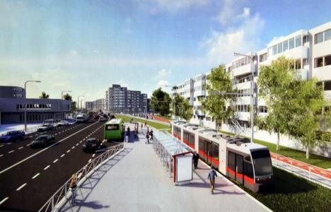 Consiliul Local Oradea a aprobat ultimele formalităţi pentru unda verde Nufărul - Cantemir