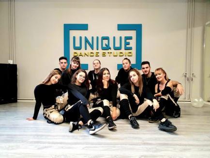Casă nouă pentruŞcoala de dans 'Unique Dance Studio' Oradea (FOTO)