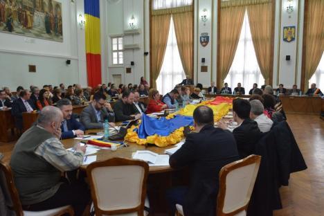 Primarul Ilie Bolojan: 'Îmi propun ca anul acesta să ne înfrăţim cu o localitate din Republica Moldova' (FOTO)