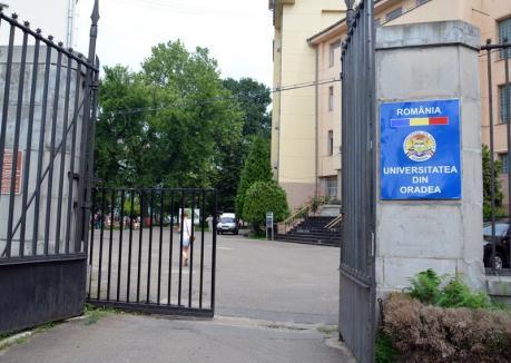 Universitatea din Oradea se pregăteşte de evaluarea ARACIS. Bungău speră că va păstra gradul de încredere ridicat