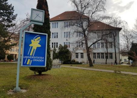 Universitatea din Oradea a primit de la ARACIS gradul de încredere ridicat