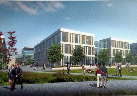 Universitatea 'creşte': Primăria Oradea a început pregătirile pentru construirea a două noi cămine studenţeşti