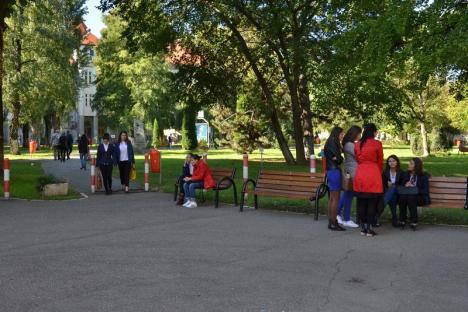 Investiţie de 31,7 milioane lei într-un centru de transfer tehnologic pentru Universitatea Oradea