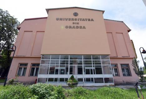 Universitatea din Oradea: Mai mulţi studenţi, mai mulţi bani. Rectorul Bungău a prezentat raportul privind starea instituţiei