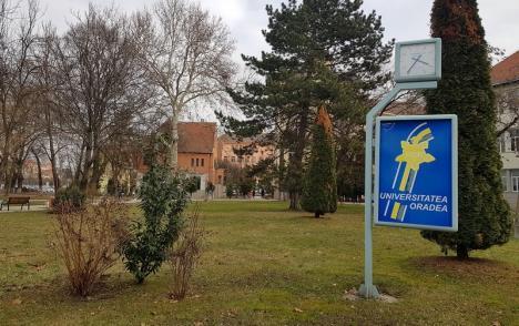 Pe locul 11: Universitatea din Oradea a coborât patru poziţii în clasamentul naţional Ad Astra