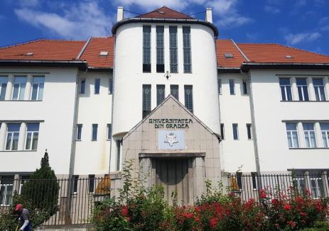 Universitatea din Oradea a dat startul admiterii. Peste 9.000 de locuri scoase la concurs, din care 2.550 fără taxă