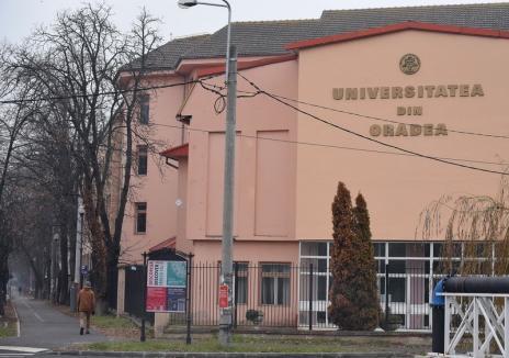 Universitatea din Oradea nu mai permite delegaţii în zonele cu coronavirus