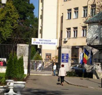 Universitatea din Oradea are musafiri: a început evaluarea ARACIS