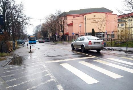 Se anunţă şantier! Strada Universităţii se închide din martie, pentru construirea unui alt pod peste Peţa (FOTO)