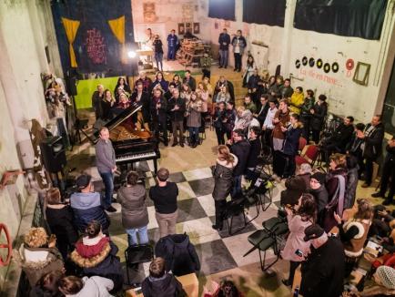 Classic Unlimited: Pianistul Bogdan Vaida va concerta la Oradea (FOTO)